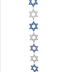 Other - 🚨FINAL Hanukkah 8ft garland